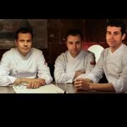 Oriol Castro, Eduard Xatruch, Mateu Casañas