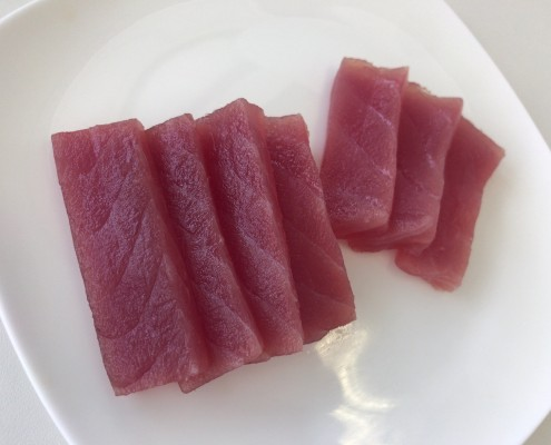 super frozen sashimi quality tuna 1